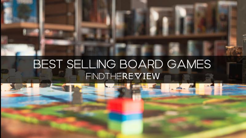 best selling board games